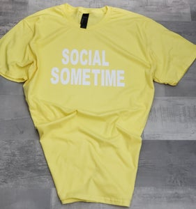 Image of Social Sometime TShirt
