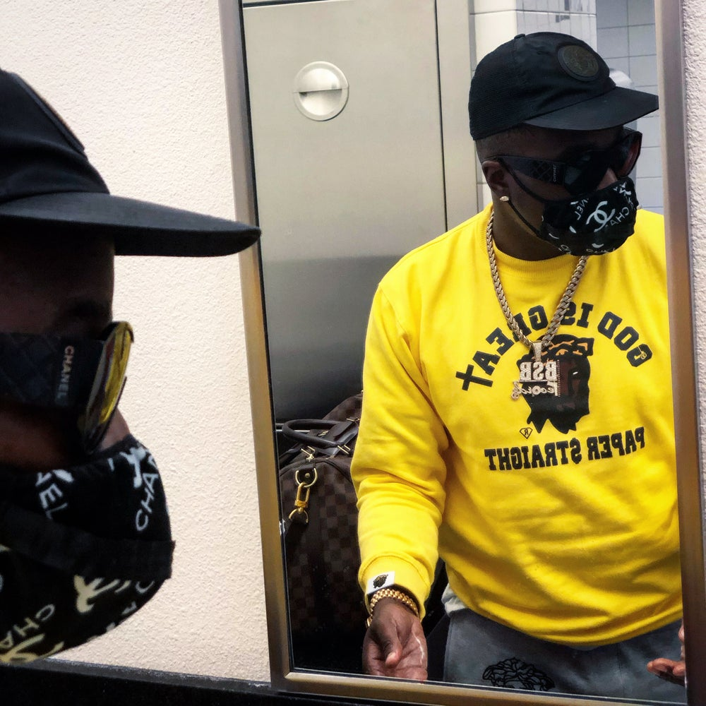 Image of GIGPS SZN 20 LEMON CREWNECK