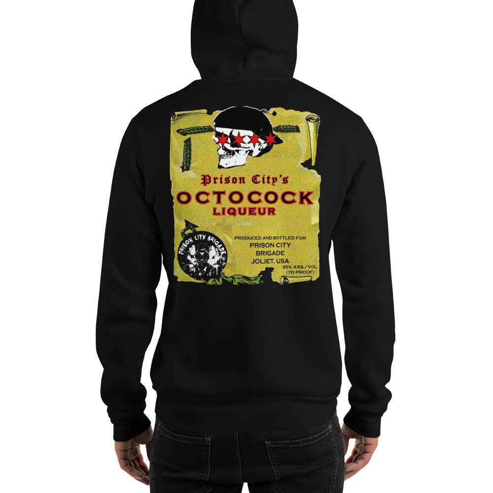 Unisex Throwback OctoCock Hoodie