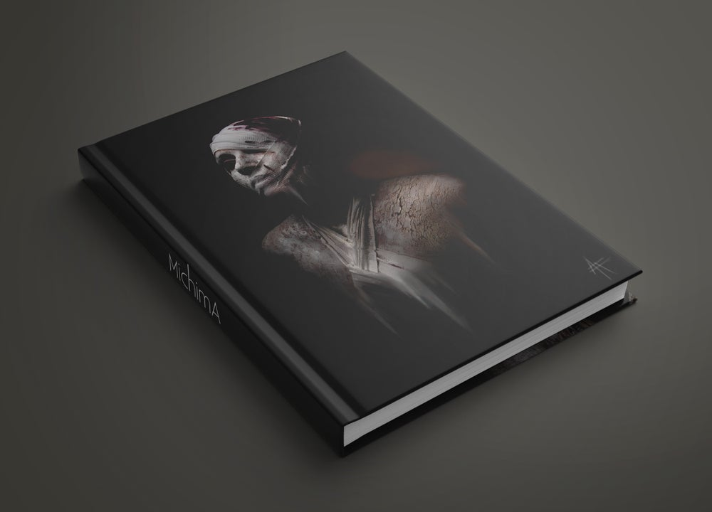 Image of The Call of the Void - Dark Portrait Book