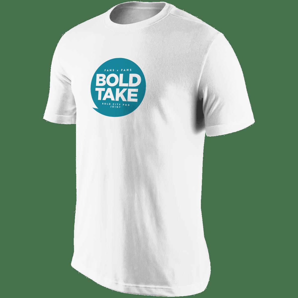 Image of Bold Take tee
