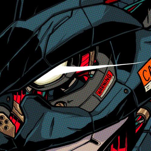 Image of MECHASOUL BATMAN + JOKER