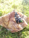 Indian Moss Agate Necklace