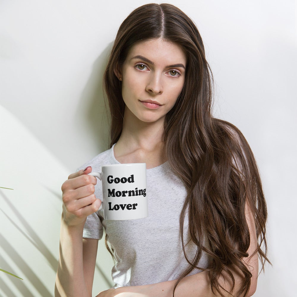 Good Morning Lover Mug