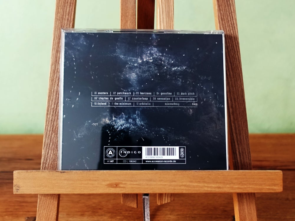 Image of album cd | tiny missing fragments