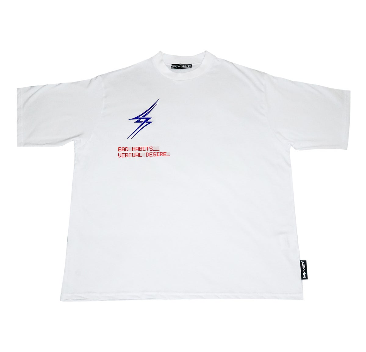 Image of Flash Tee - White