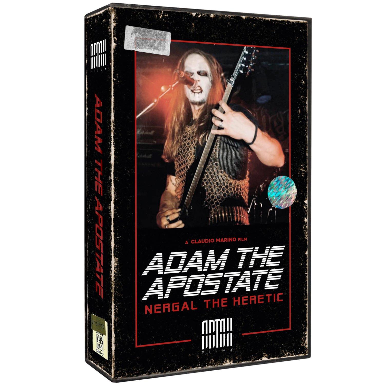ADAM THE APOSTATE VHS