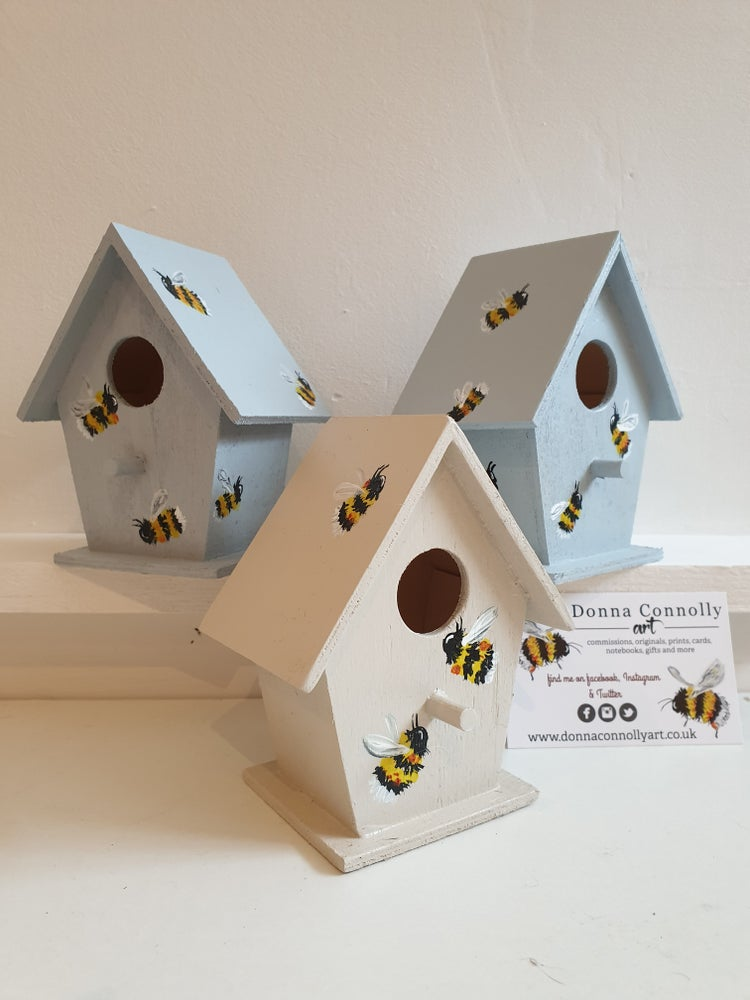 Image of Decorative bee houses