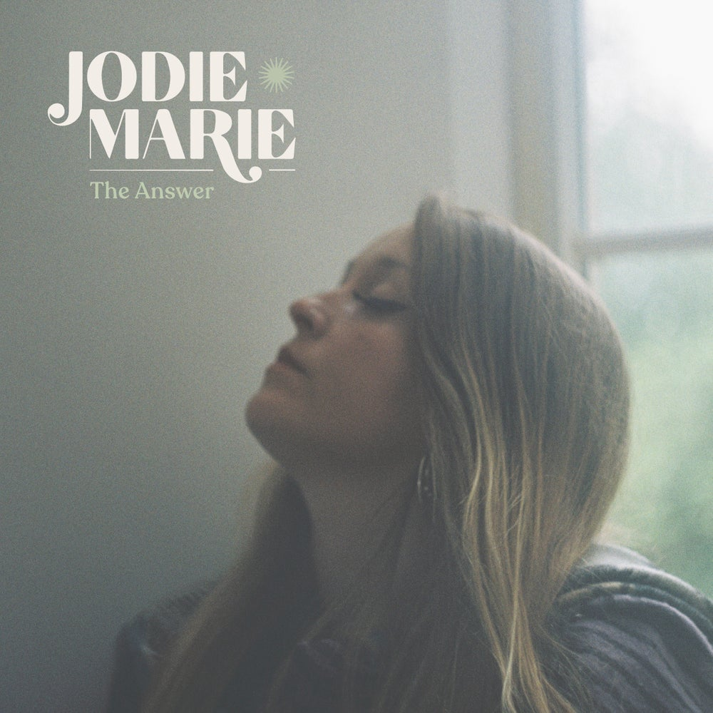 Image of Jodie Marie - The Answer - Vinyl Album