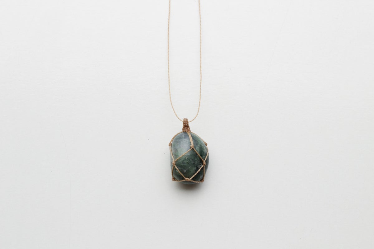Image of India Agate pendant