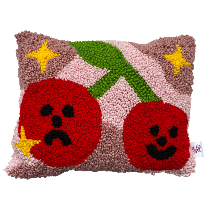 Image of Cherry Bomb Cushion