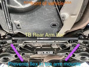 Image of FOCUS ST // TB Performance Rear Arm Bar