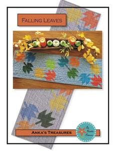 Image of Falling Leaves PDF pattern