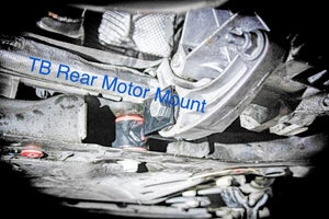 Image of FOCUS ST // TB Performance Rear Motor Mount