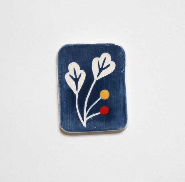 Image of Sprig - Brooch