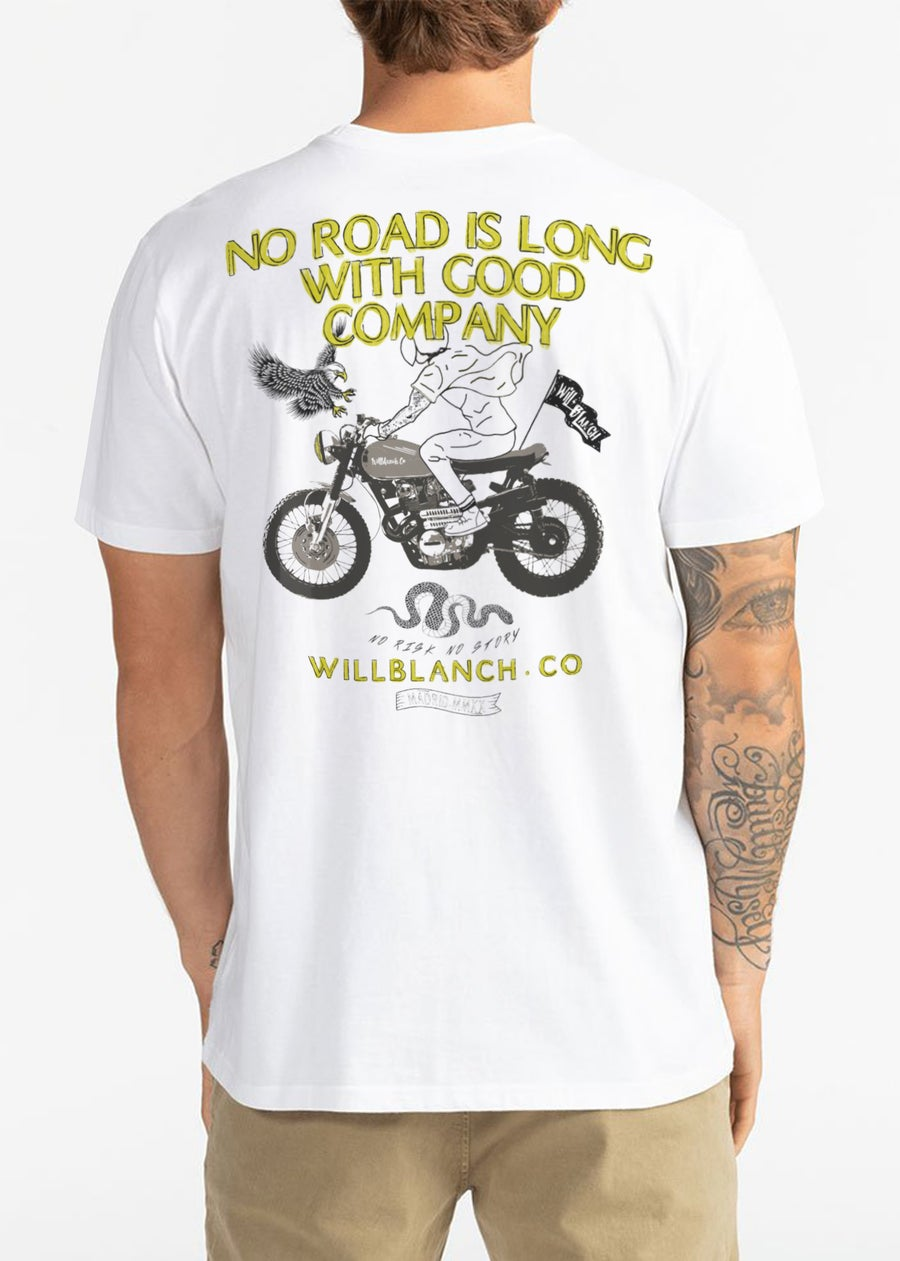 Image of GOLDEN RIDER TEE