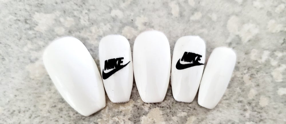 Image of Short Coffin- Nike Logo