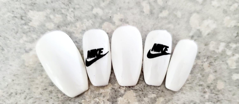 Image of Short Coffin- Nike Logo