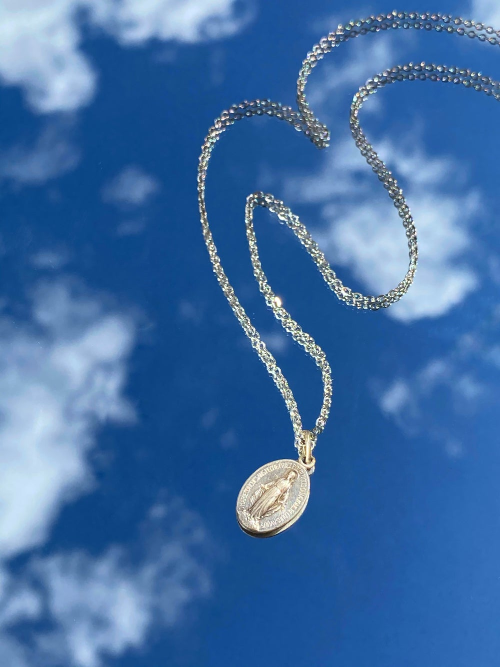 Image of CLASSIC VIRGIN NECKLACE