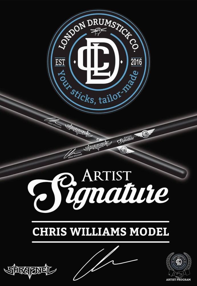 Image of Chris Williams Signature Drumsticks