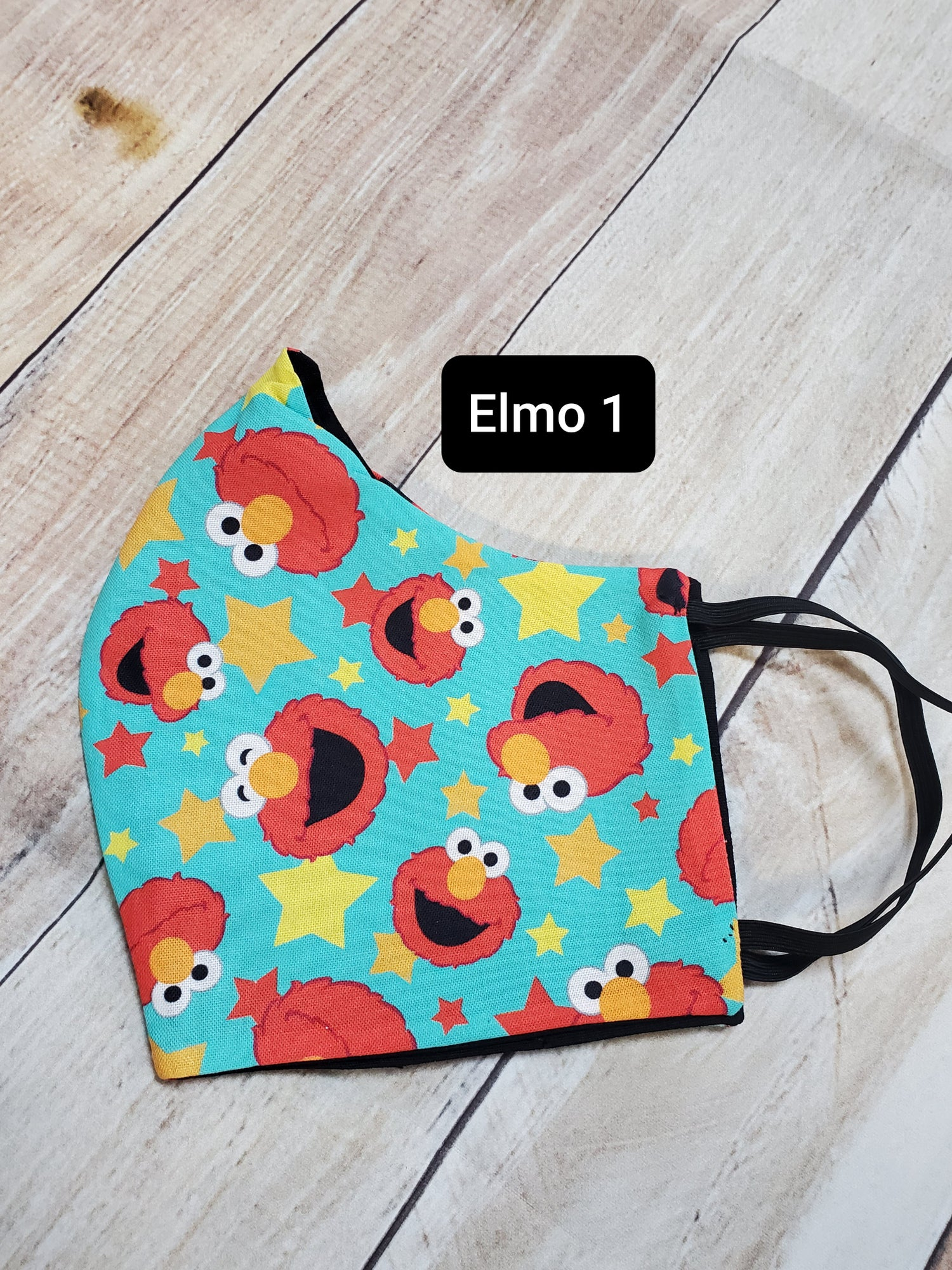 Image of ELMO FASHION MASK