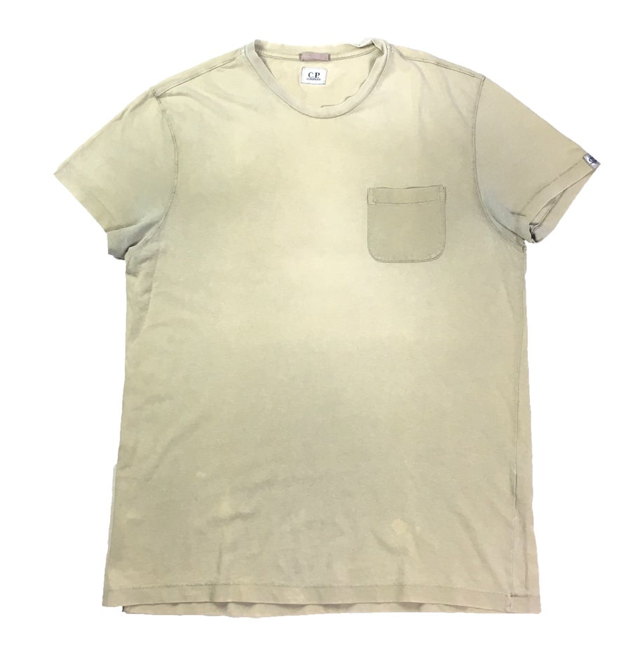Image of CP Company T-shirt, size large