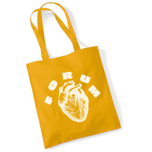 Forum Beating Heart - Tote Bag