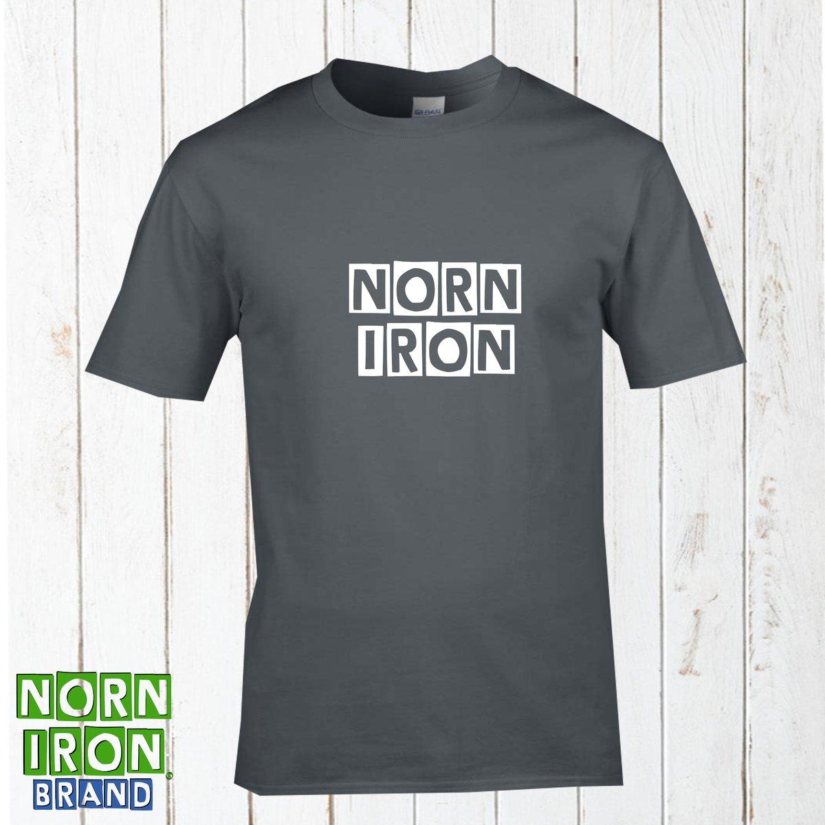 Official Norn Iron® Brand T-Shirt
