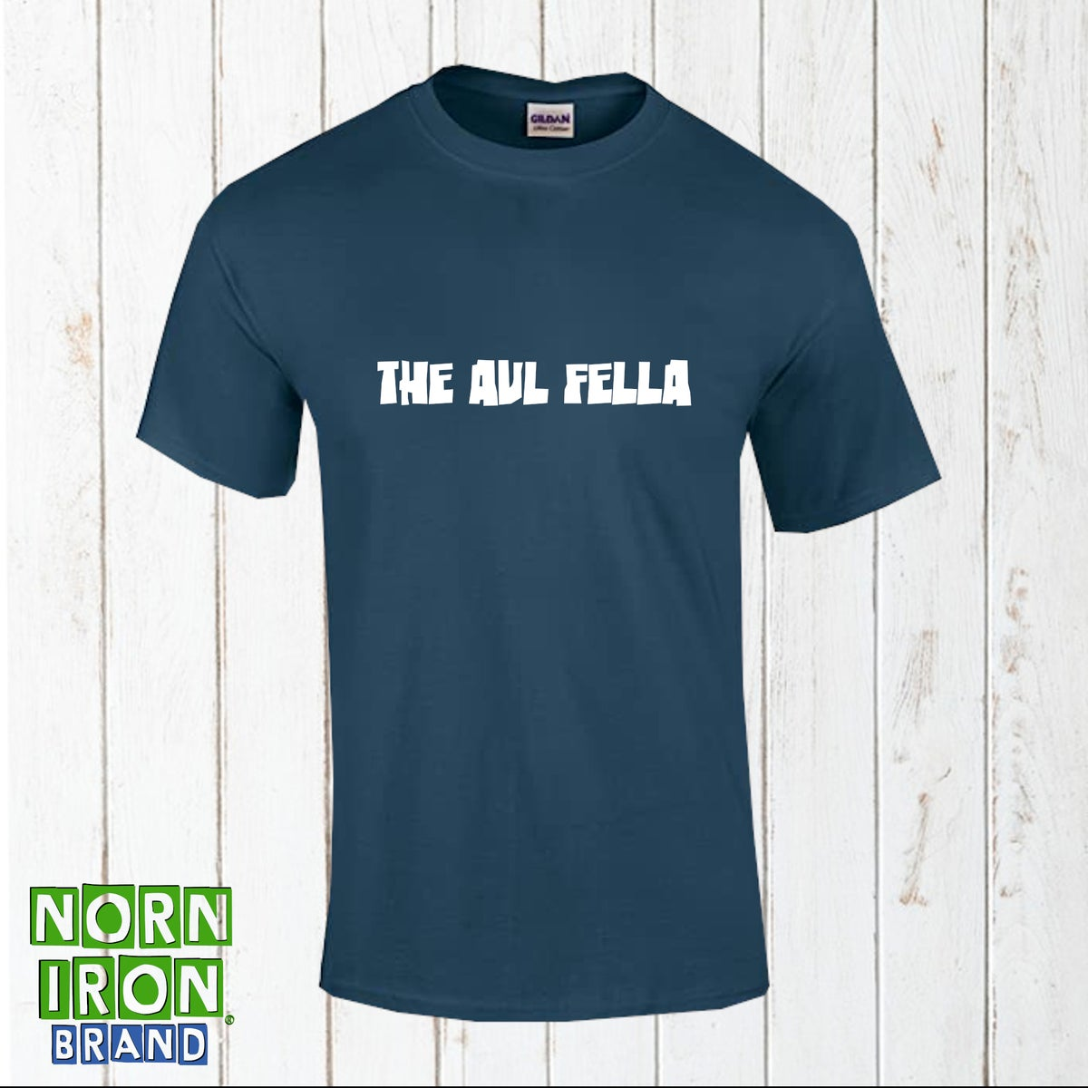 The Aul Fella T Shirt