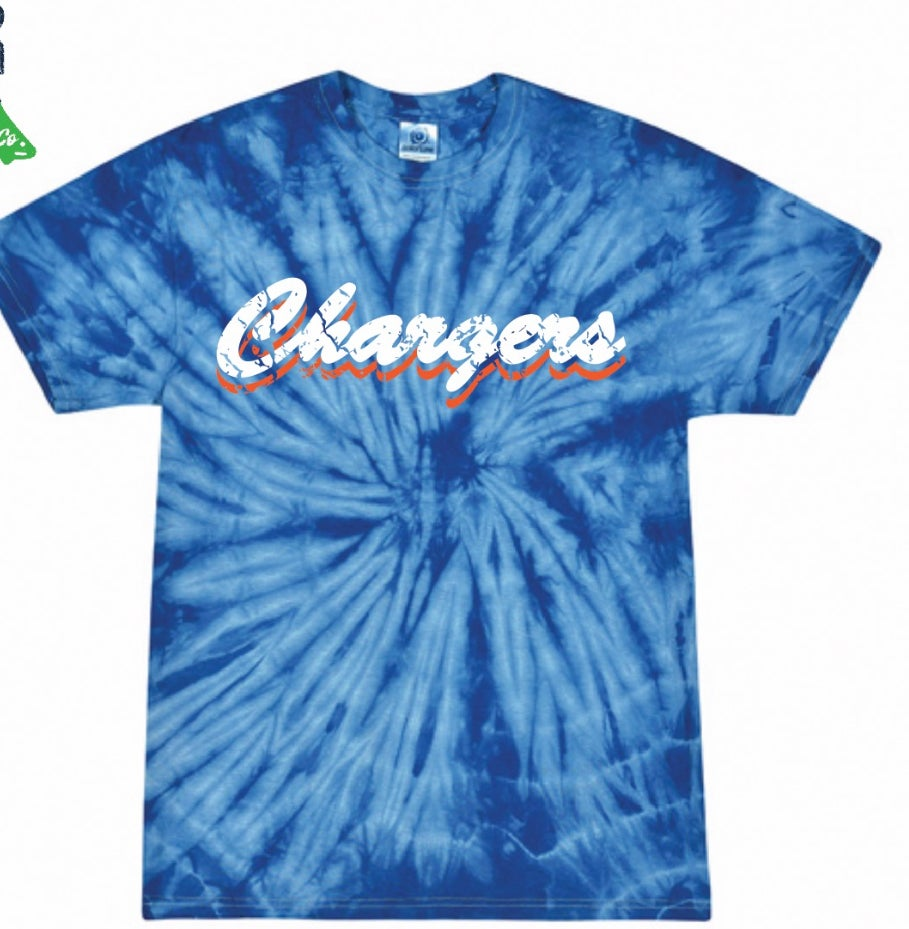 Image of Southaven Charger Tie Dye Vintage