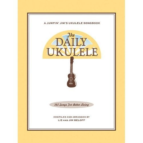 Image of The Daily Ukulele: 365 Songs for Better Living