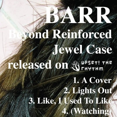 Image of BARR 'Beyond Reinforced Jewel Case' CD / LP