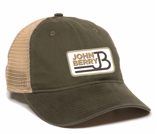 Image of JB Patch Ball Cap
