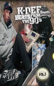 Image of K-DEF Presents BEATS FROM THE 90'S VOL. 3 CASSETTE