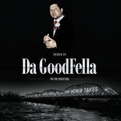 "Image of TONY D ""DA GOODFELLA"" LIMITED VINYL EP"