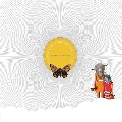 Image of Death Sentence: Panda! 'Insects Awaken' CD / LP