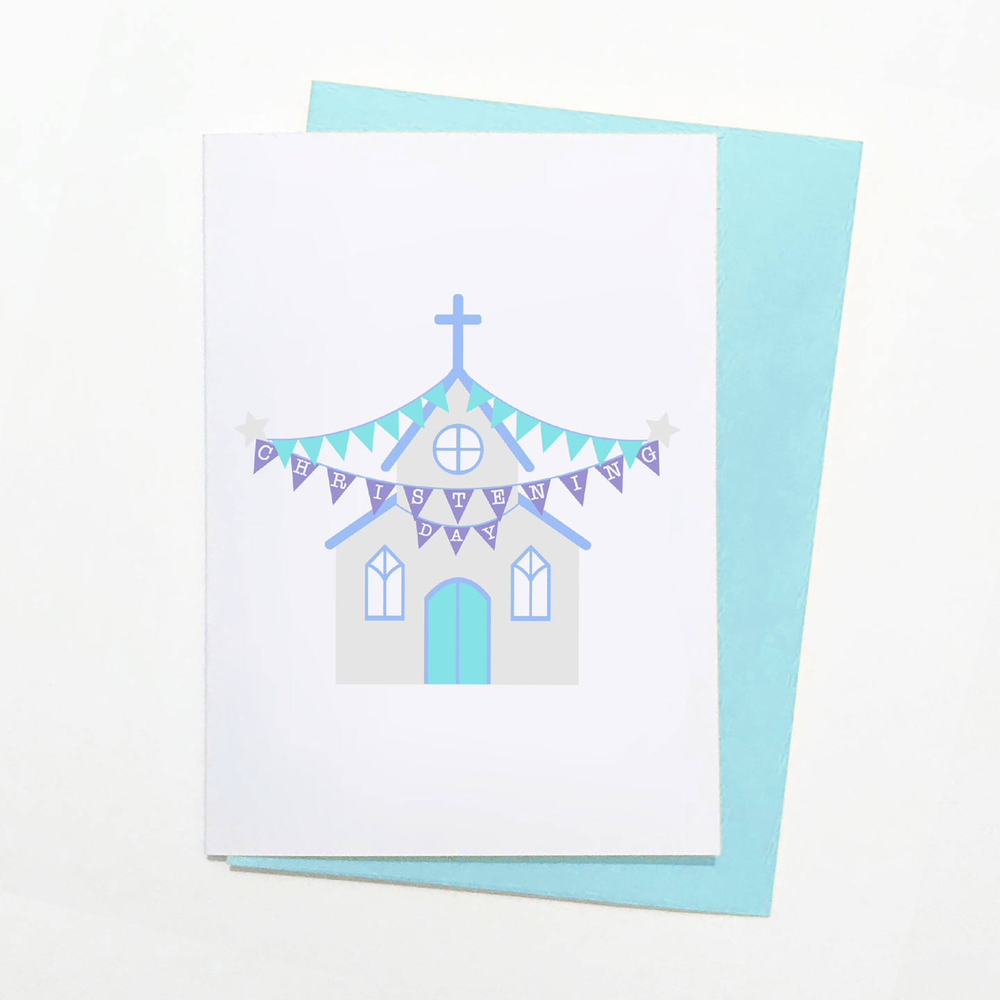 Image of Christening Card
