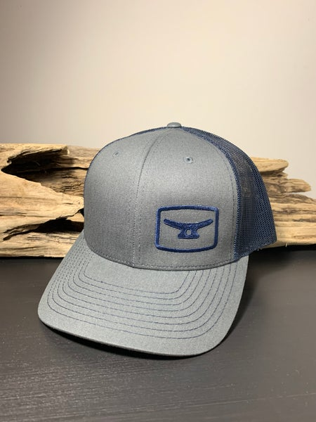 Image of Charcoal navy w/ Navy logo
