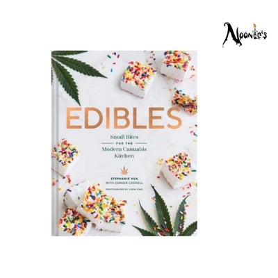 Image of The cookbook for edibles