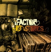 Image of Factor - 13 Stories (A Prelude) CD