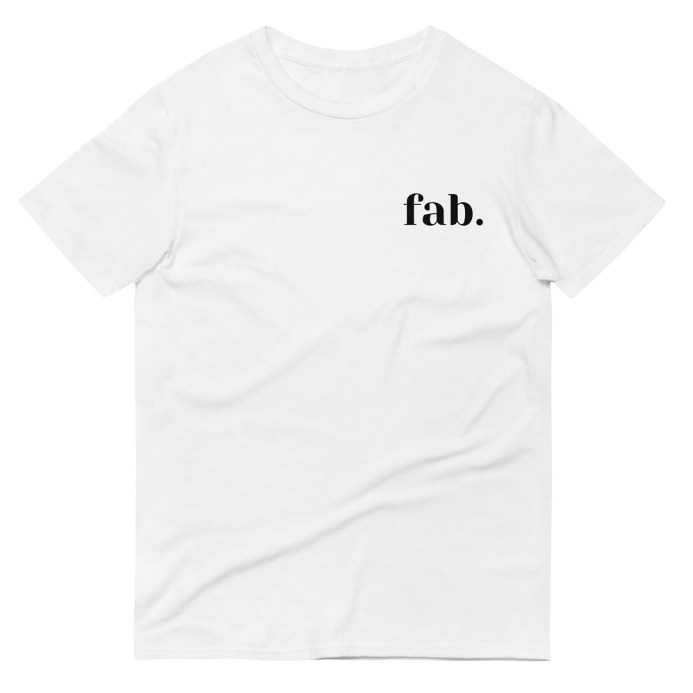 Image of THE 'fab' STATEMENT T-SHIRT