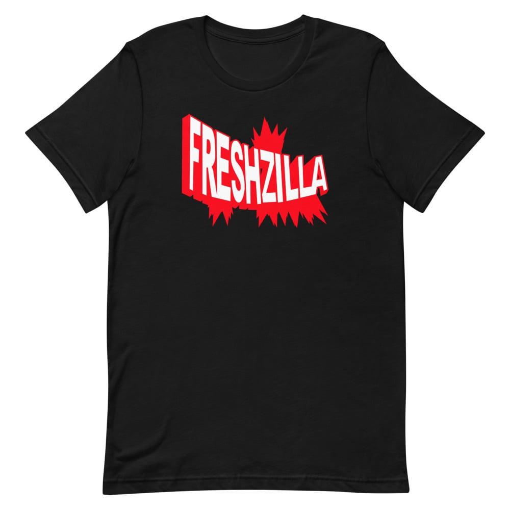 FRESHZILLA Red Logo T-Shirt