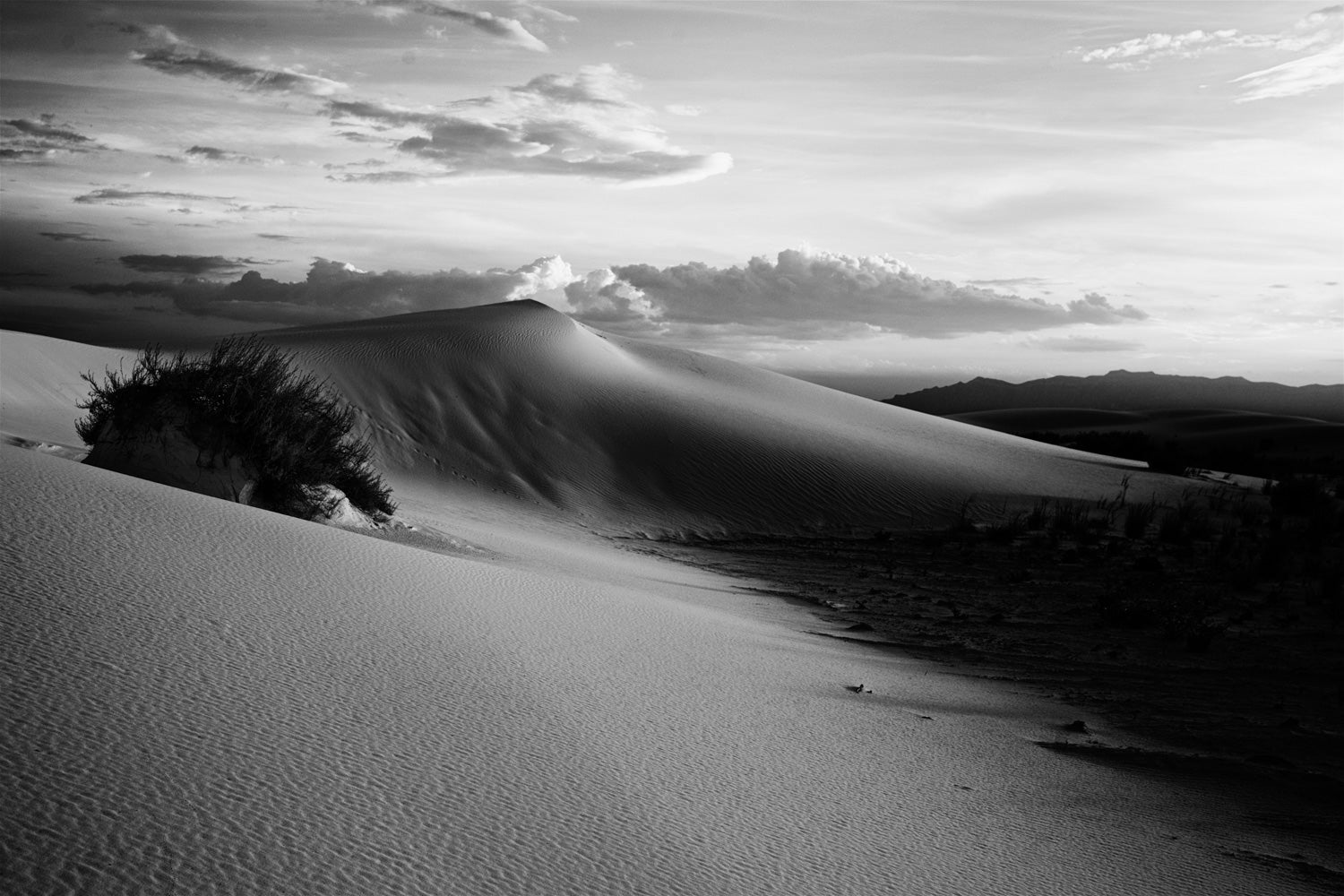 Dunes at White Sands