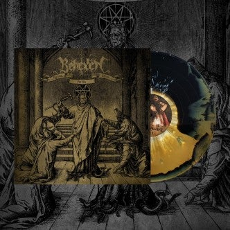 Image of Behexen - My Soul For His Glory - LP