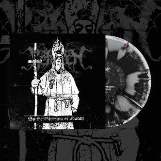 Image of Behexen - By the Blessing of Satan LP