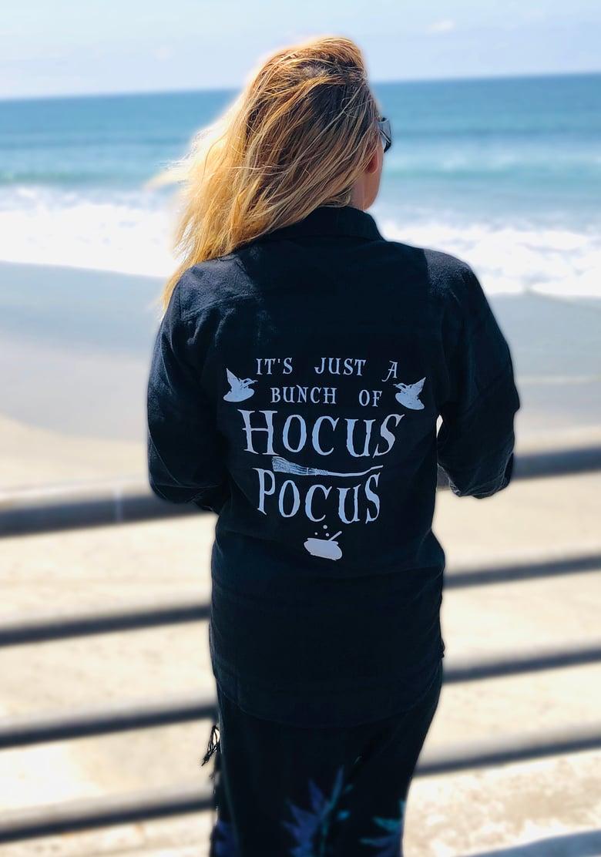 Image of Hocus Pocus Flannel