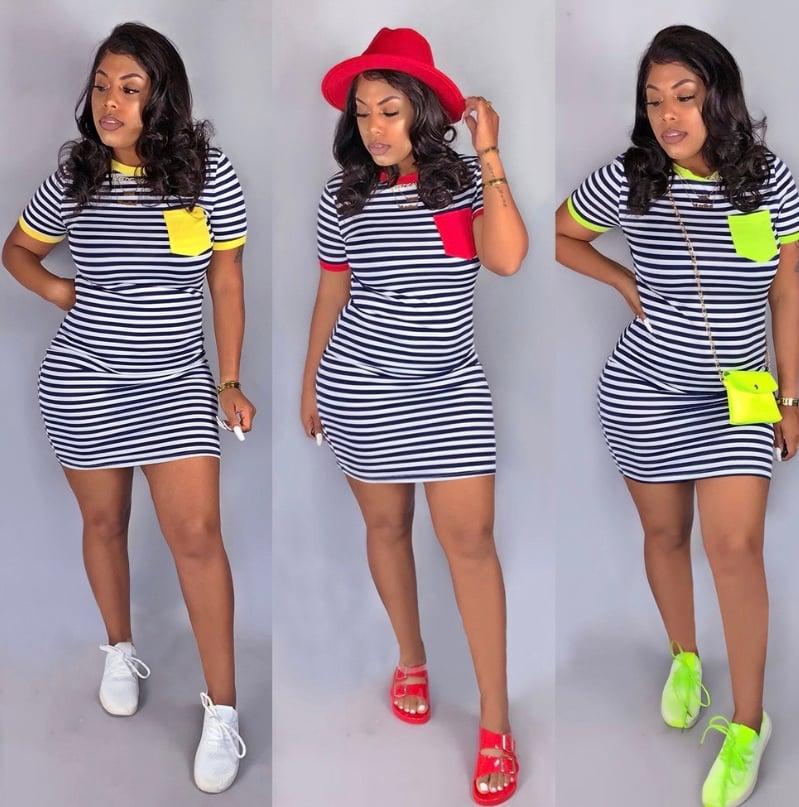 Image of Stripes Pop