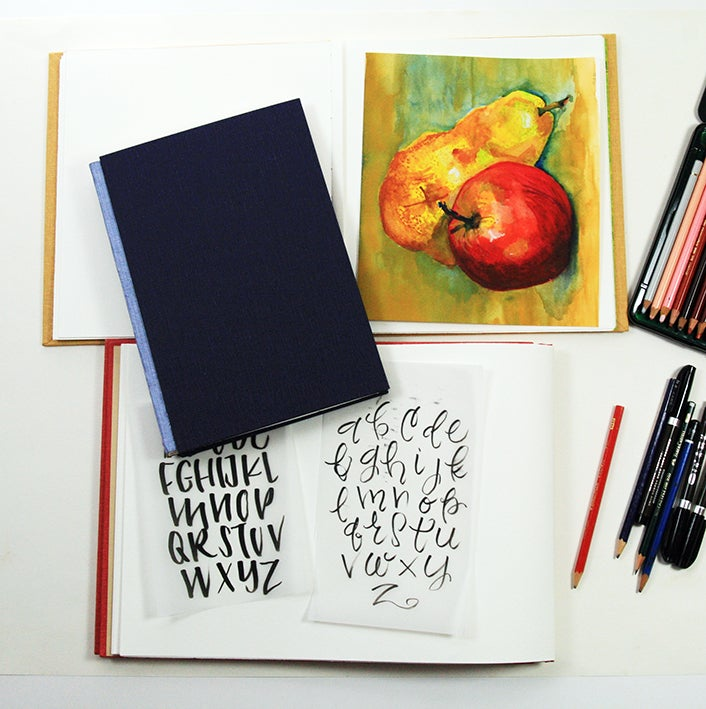 Image of Flexible Sketchbook **First 2021 Class**