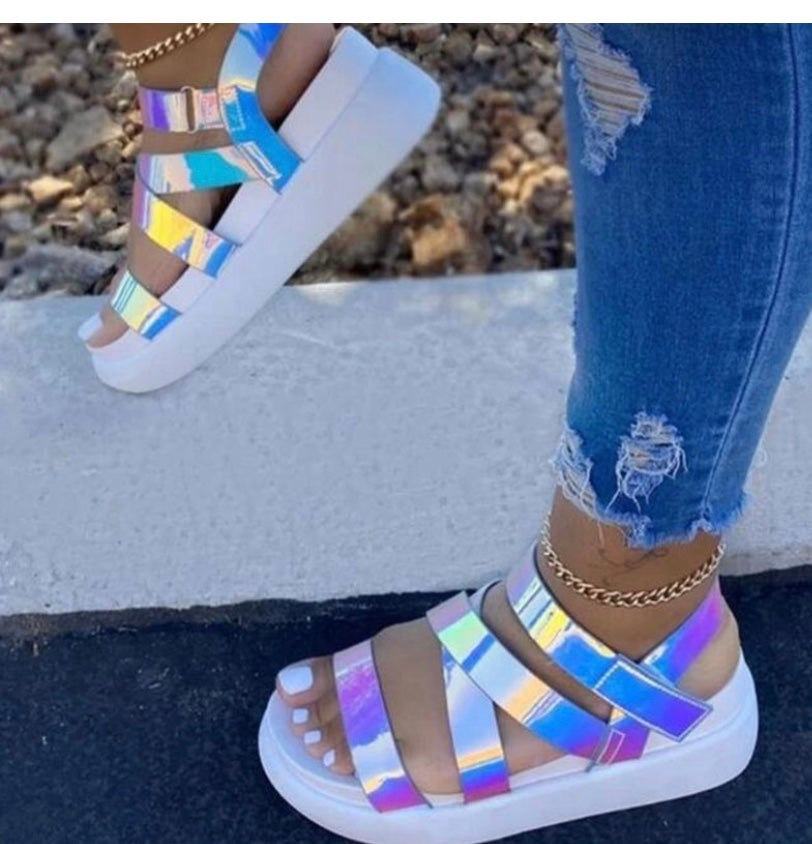 Image of Dazzling sandals