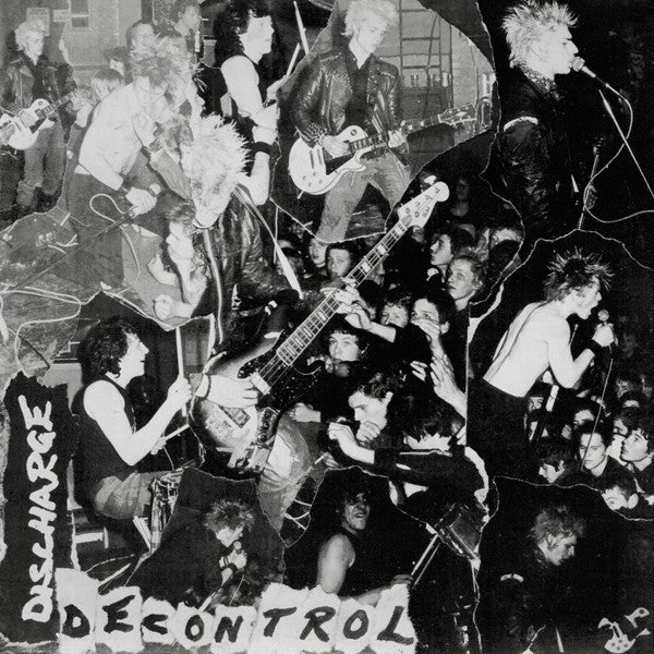 Image of DISCHARGE - Decontrol 7""